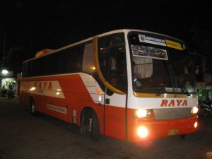 bus malam